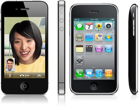 the iPhone 4 and iPhone 3Gs