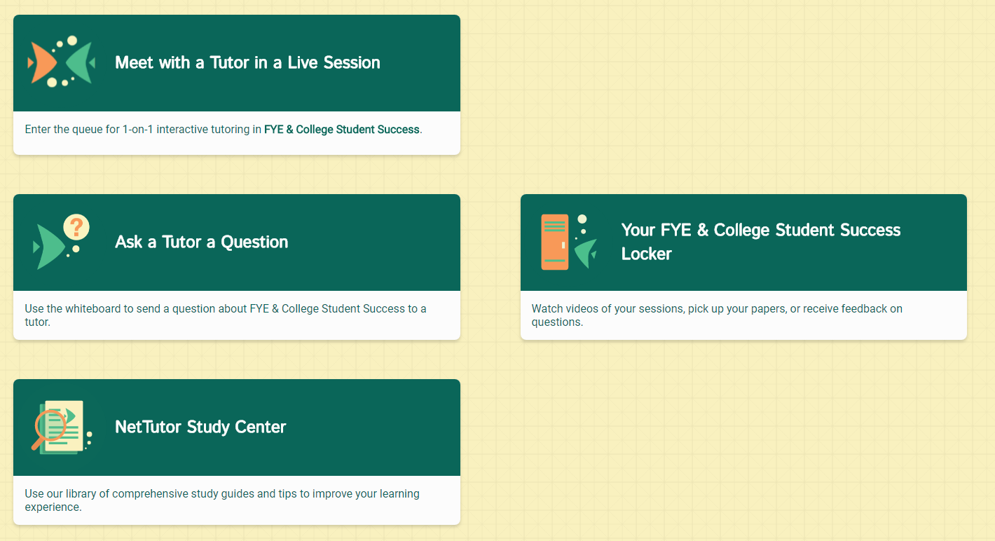 CAS Online tutoring site: Entering the tutor area